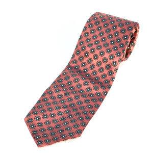 Robert Talbot Mills Touche Floral Neckware Tie